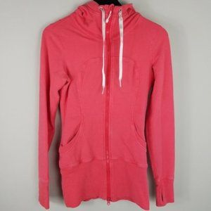 LULULEMON Wear With All Jacket | Red | Size 6